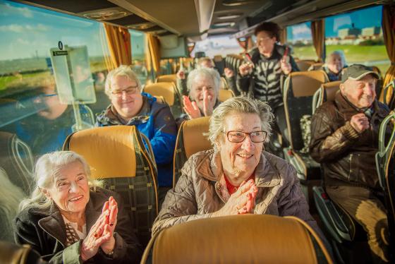 Touringcarchauffeur worden Den Haag