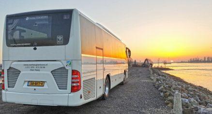 Touringcarchauffeur worden in Zuid-Holland