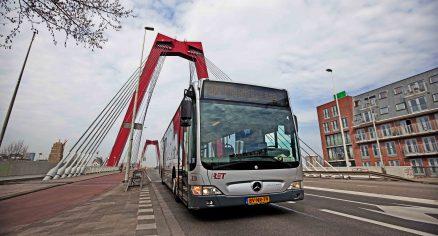 Buschauffeur Rotterdam