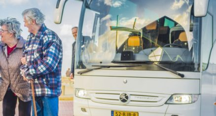 Touringcarchauffeur Den Haag