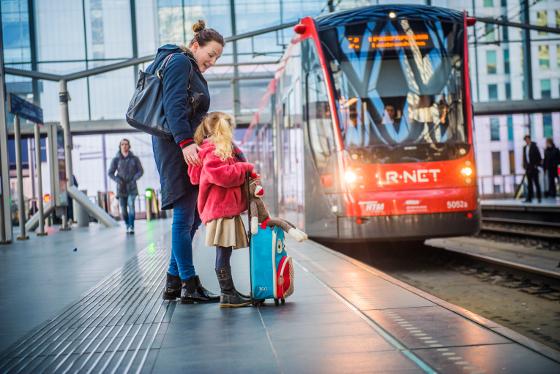 Werken als trambestuurder