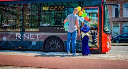 Buschauffeurs OV Connexxion Amsterdam/Regio Schiphol