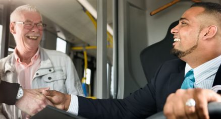 Parttime buschauffeur Arriva Alphen aan den Rijn