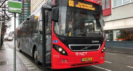 Parttime buschauffeur Alphen aan den Rijn