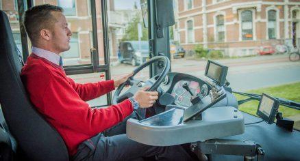 Parttime buschauffeur Gouda