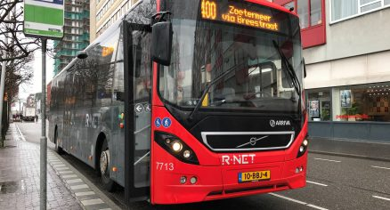 Parttime buschauffeur Arriva Lisse