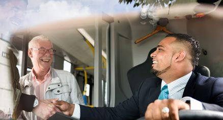 Parttime buschauffeur Arriva Krimpen aan den IJssel