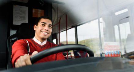 ZZP buschauffeur bij MobiWerk Vervoer